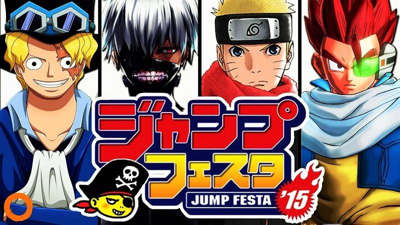 Special Jump Festa 2016