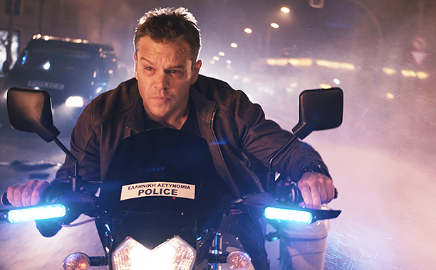 Jason Bourne 3d mendapat protes di china