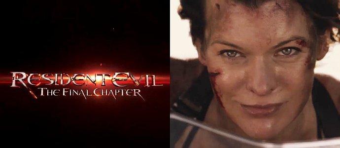 teaser trailer resident evil 6