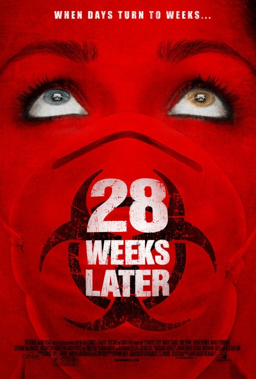 rekomendasi film zombie terbaik 28 weeks later