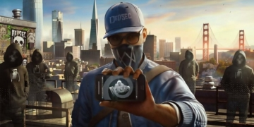 penjualan Watch Dogs 2