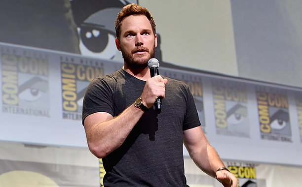 chris pratt gotg2