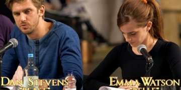 dan stevans emma watson beauty and the beast