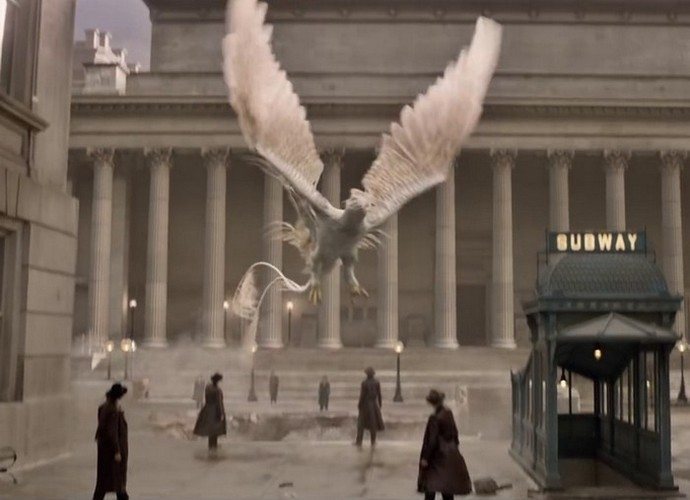 trailer 2 fantastic beasts