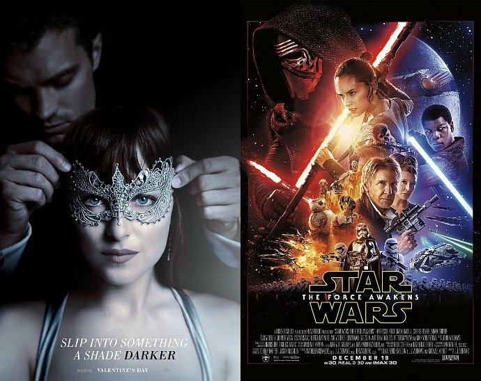 trailer fifty shades darker force awakens