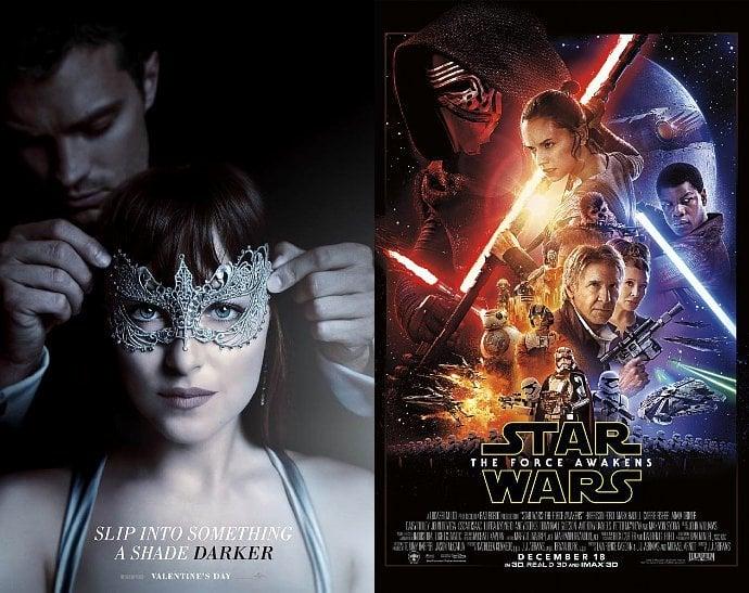 trailer fifty shades darker force awakens