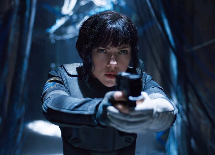 teaser trailer ghost in the shell