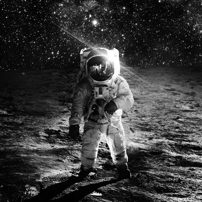 Download Wallpaper Android HD Astronot