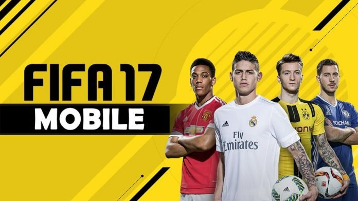 fifa 17 mobile rilis di windows mobile
