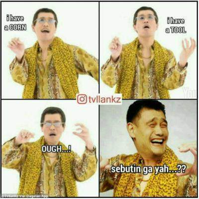 meme-lucu-ppap-pen-pineapple-apple-pen
