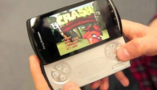 Game Mobile Sony