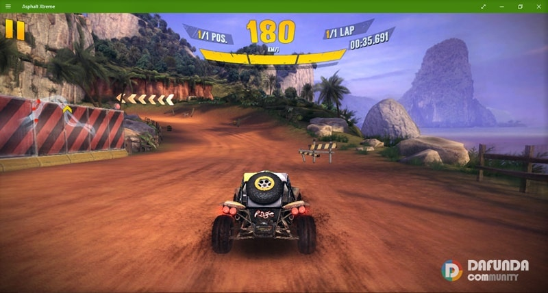 Download Asphalt Xtreme Windows