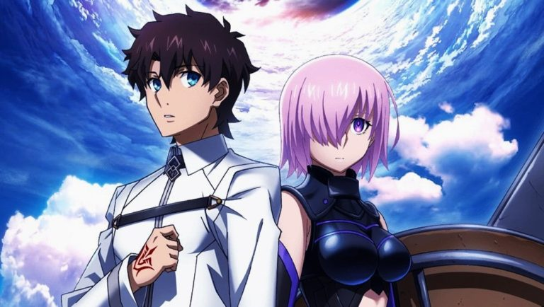 Anime Fate Grand Order -First Order- Preview