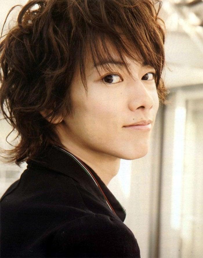 Takeru Satoh sebagai Kei Nagai di Ajin Demi Human