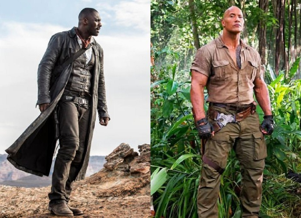 jumanji dan dark tower diundur