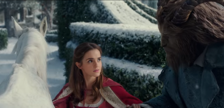 trailer beauty and the beast