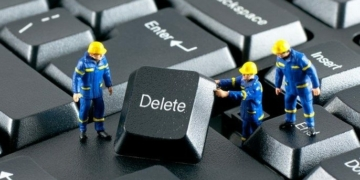 cara hapus akun website di internet