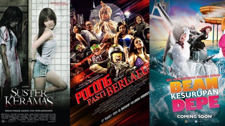 judul film horor indonesia yang bakal bikin kamu ngakak