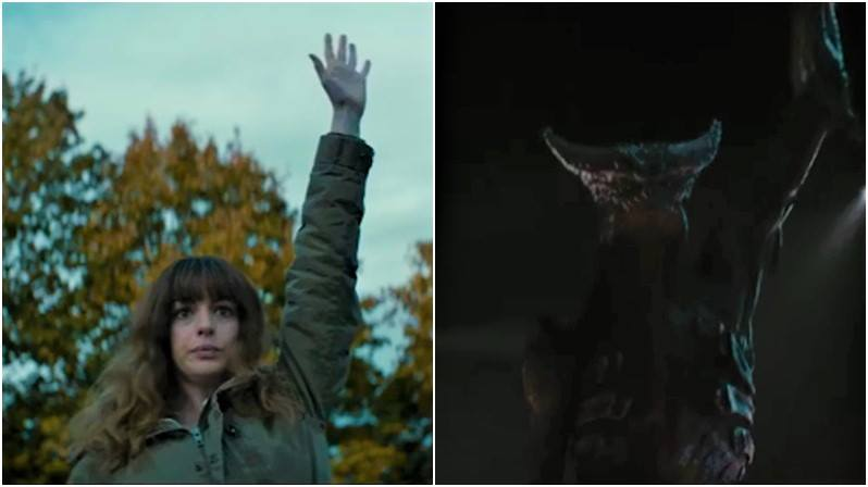 teaser trailer colossal anne hathaway