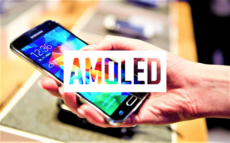 Apa it Amoled Display di Hape