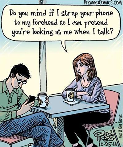 Ilustrasi Dampak Kecanduan Smartphone (15)