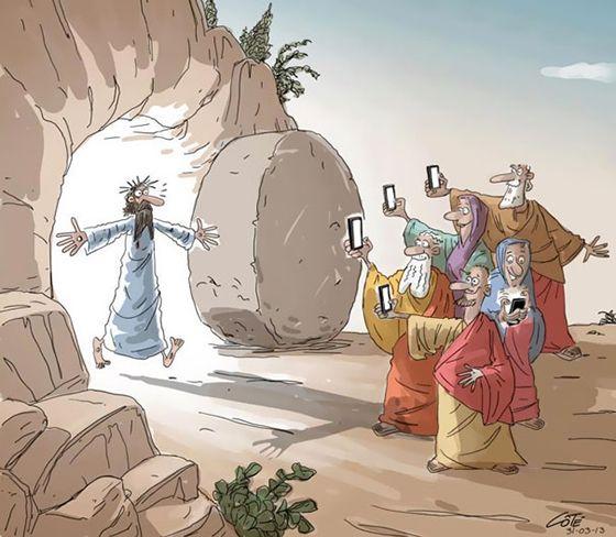 Ilustrasi Dampak Kecanduan Smartphone (18)