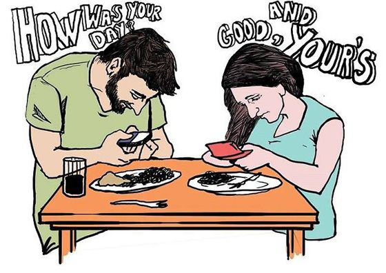 Ilustrasi Dampak Kecanduan Smartphone (22)