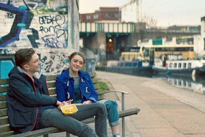 trailer iboy netflix maisie williams