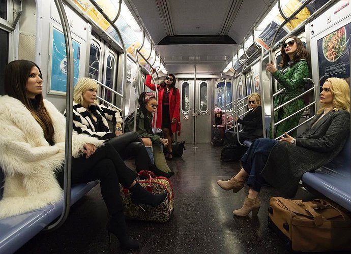 gambar perdana ocean's eight