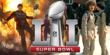 super bowl trailer movie tv series