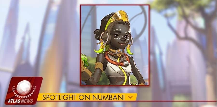 Karakter Baru Overwatch