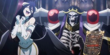 Anime Overlord Season 2 Dikonfirmasi