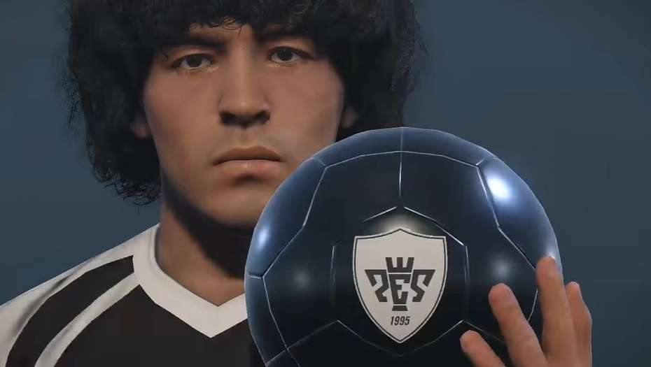 Maradona PES Legends