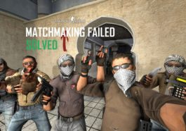 Matchmaking Failded Solved CS GO