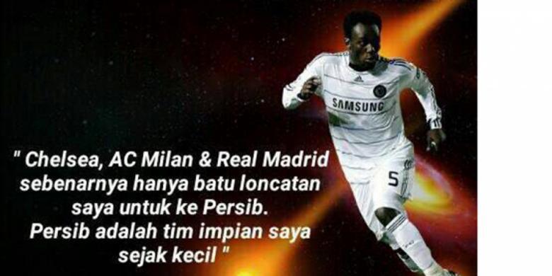 Meme Essien ke Persib Bandung (5)