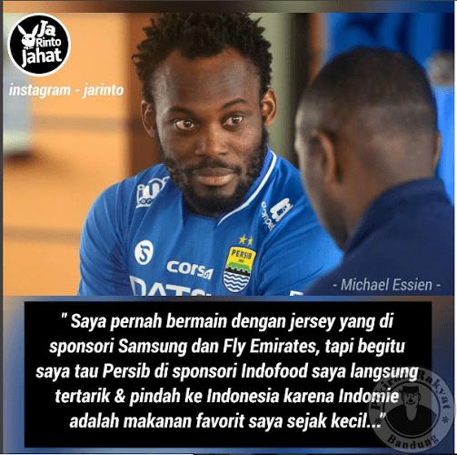 Meme Essien ke Persib Bandung (7)