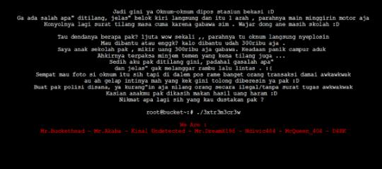 kasus peretasan di indonesia 2