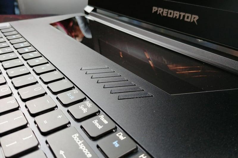 laptop gaming acer predator triton 700
