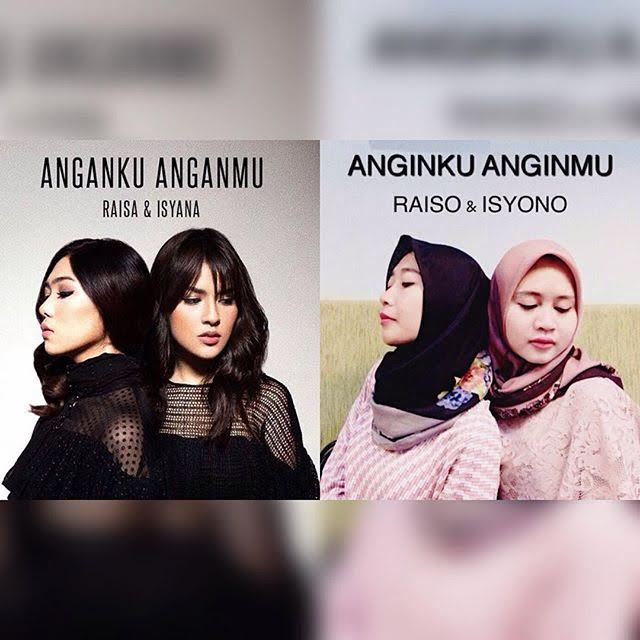 parodi cover raisa isyana 03