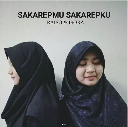 parodi cover raisa isyana 08