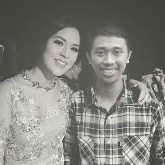 foto editan bareng idola 03