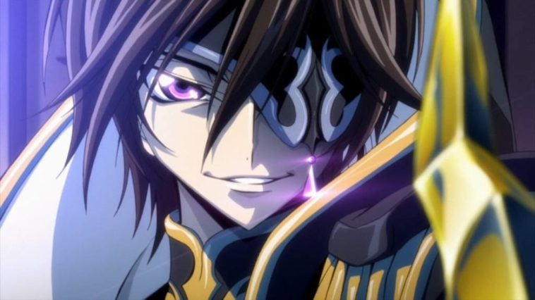Anime Code Geass Season 3 Lulouch