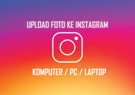 Instagram di PC