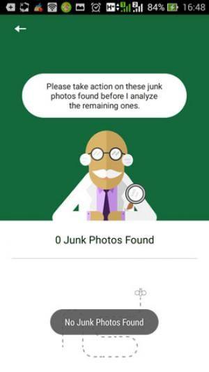 cara hapus foto spam di WhatsApps Andoid