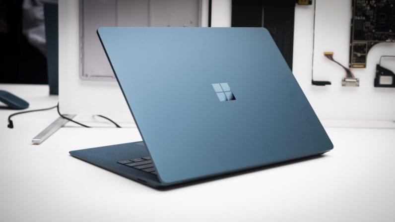 laptop surface microsoft