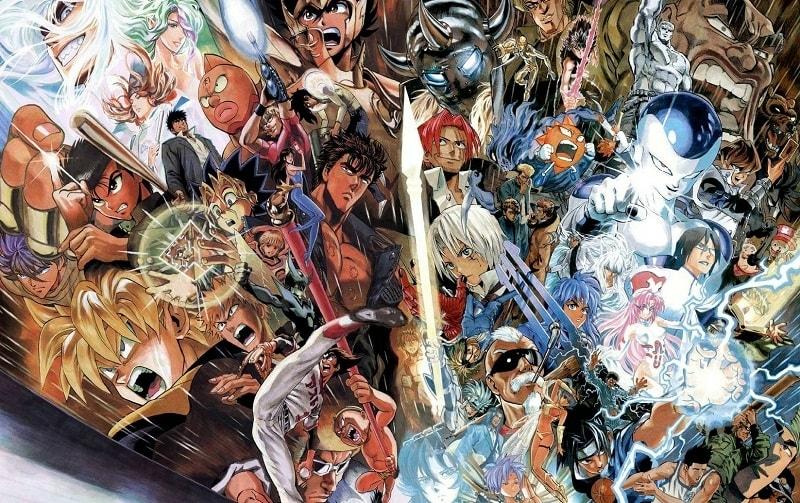 manga dari Mangaka Terbaik di Shonen Jump