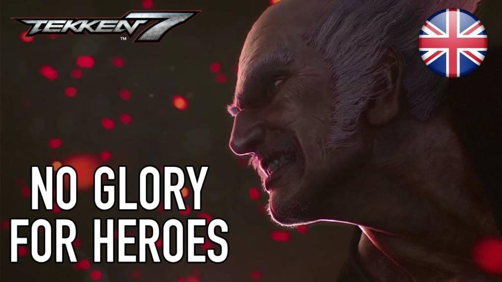 Game Tekken 7 Trailer