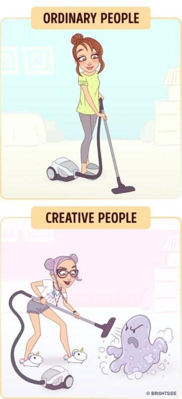 ilustrasi orang kreatif 9