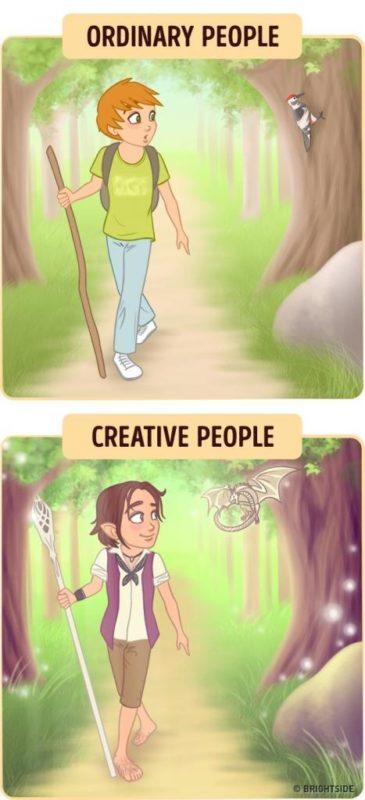 ilustrasi orang kreatif 3