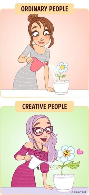 ilustrasi orang kreatif 2